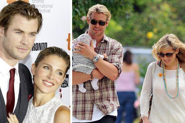 Chris Hemsworth und Elsa Pataky - Bildquelle: WENN