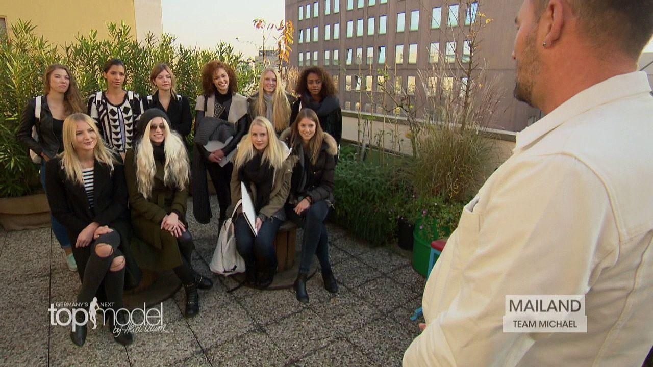 GNTM-11-Sendung3_009 - Bildquelle: ProSieben