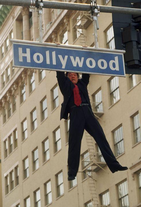 Rush Hour für den Hongkonger Inspektor Lee (Jackie Chan) ... - Bildquelle: Warner Bros.