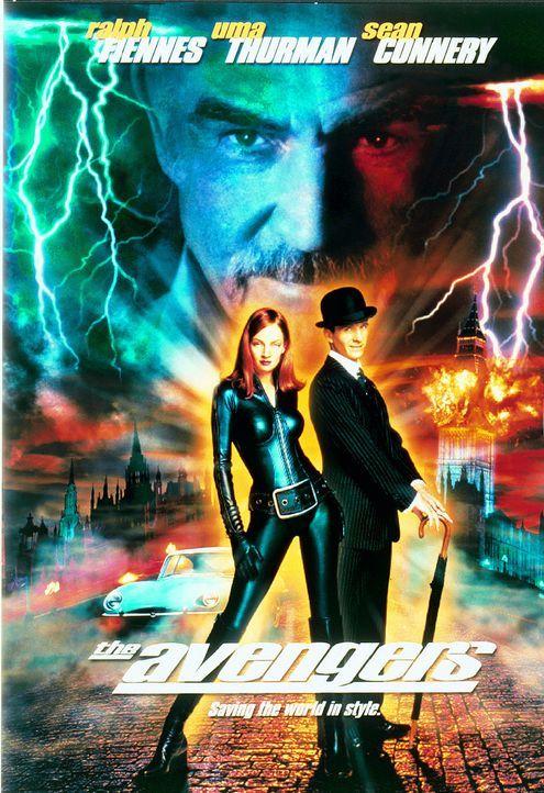 MIT SCHIRM, CHARME UND MELONE - Plakatmotiv - Bildquelle: Warner Brothers International Television Distribution Inc.