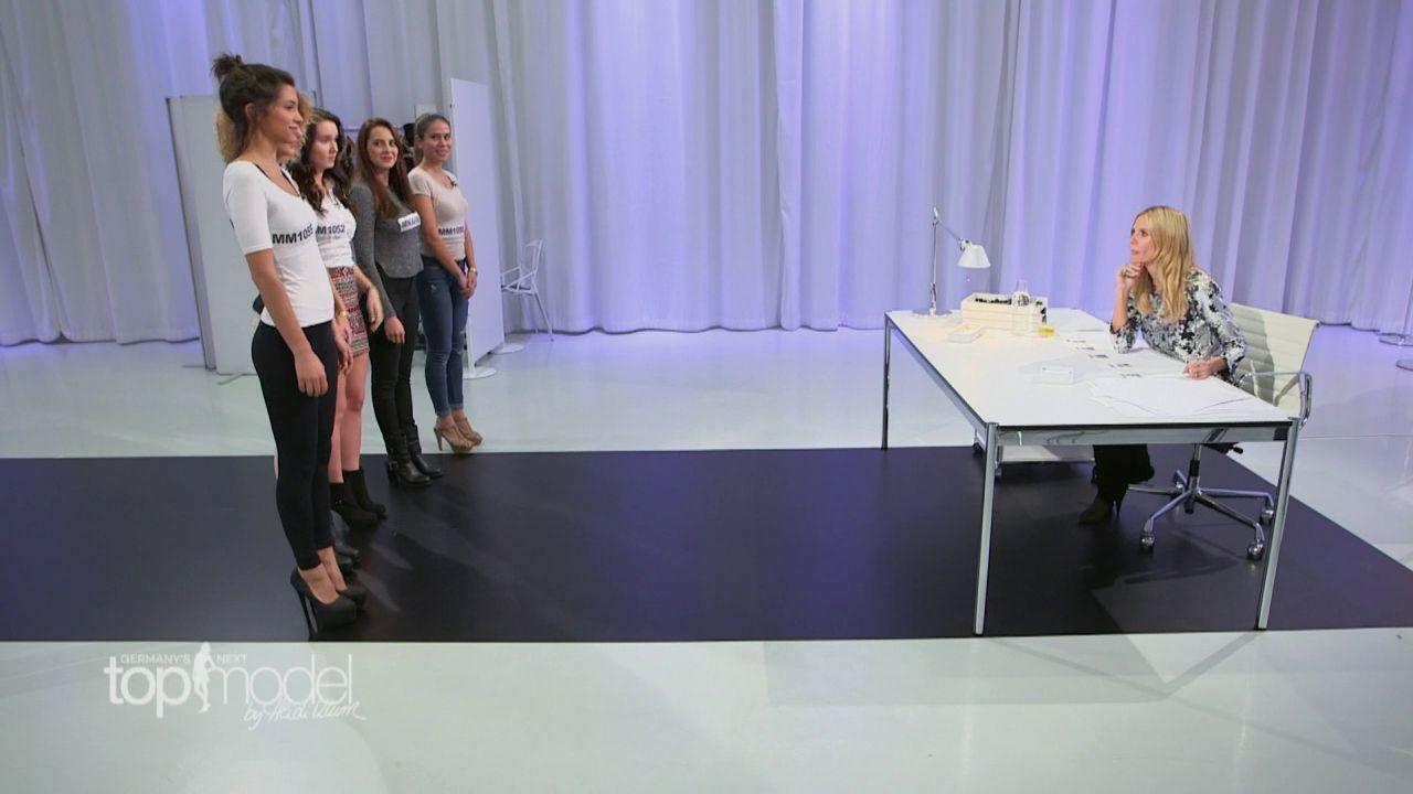 GNTM-11-Sendung01-036 - Bildquelle: ProSieben