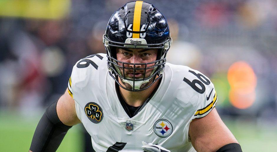 Right Guard: David DeCastro (Pittsburgh Steelers) - Bildquelle: imago/ZUMA Press