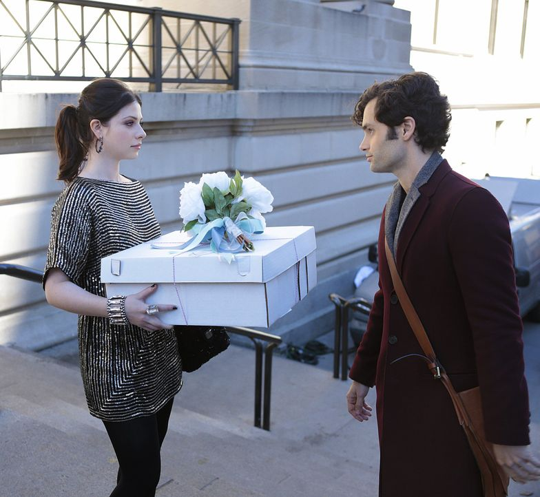 Dan Humphrey und Georgina Sparks - Bildquelle: Warner Bros. Entertainment Inc.