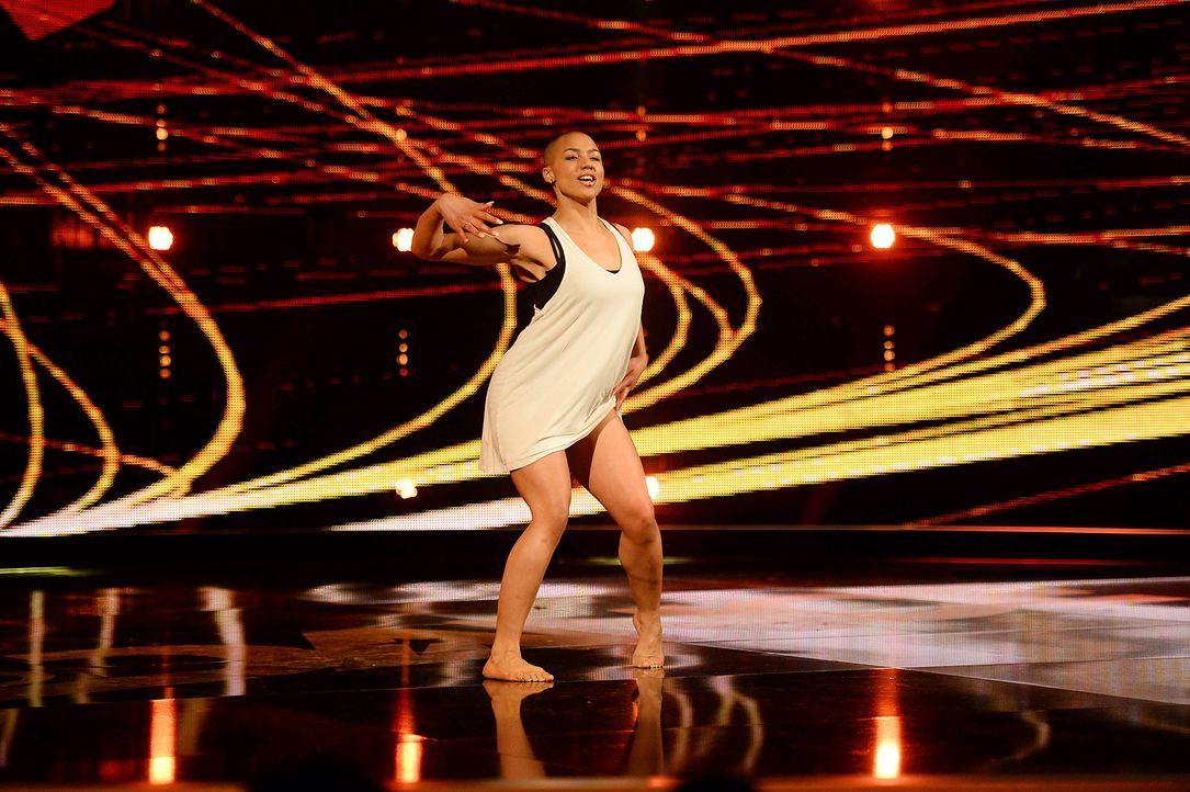 Got-To-Dance-Sarah-07-SAT1-ProSieben-Willi-Weber - Bildquelle: SAT.1/ProSieben/Willi Weber