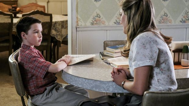 Young Sheldon - Young Sheldon - Staffel 1 Episode 11: Dungeons, Dragons Und Die Sonntagsschule