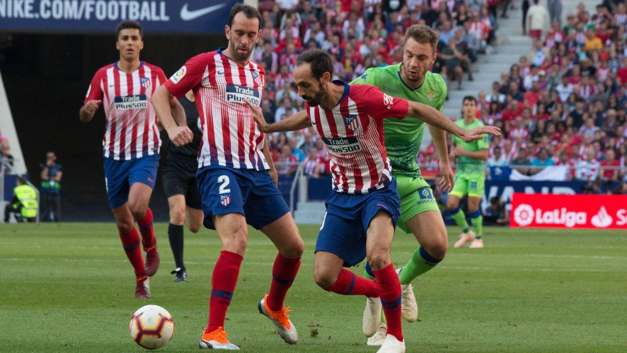 Platz 3: Atletico Madrid (Spanien) - Bildquelle: Imago