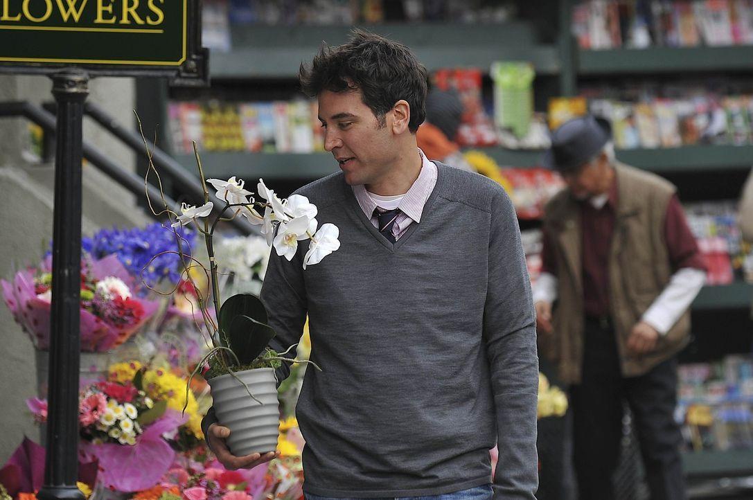 Um die richtige Frau zu finden, lässt Ted (Josh Radnor) nichts unversucht ... - Bildquelle: 20th Century Fox International Television
