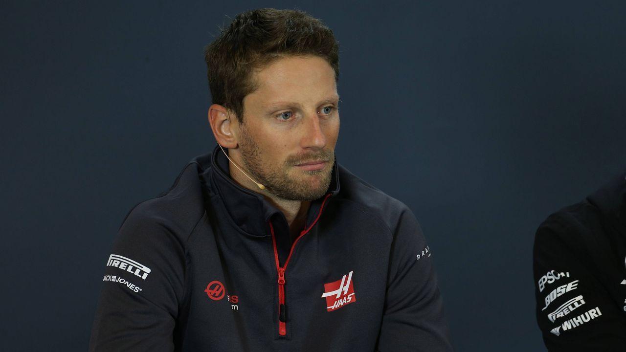 Romain Grosjean (Haas) - Bildquelle: imago/LaPresse