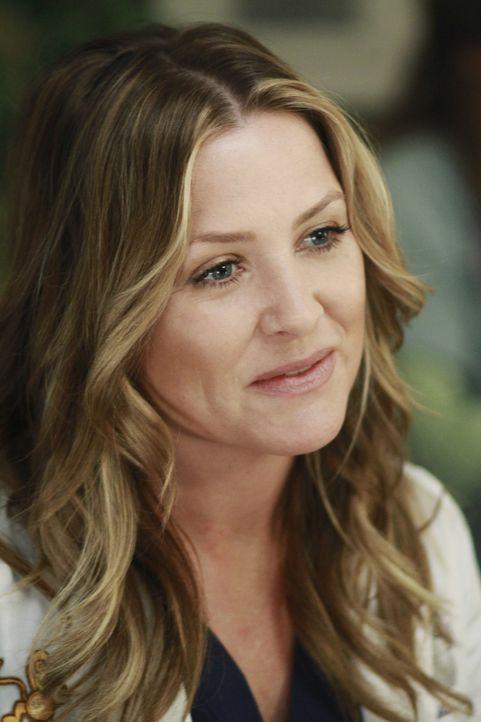 Während Mark Arizona (Jessica Capshaw) und Callie klar macht, dass er seine künftige Vaterrolle sehr ernst nimmt, muss sich Meredith zwischen ihre... - Bildquelle: ABC Studios