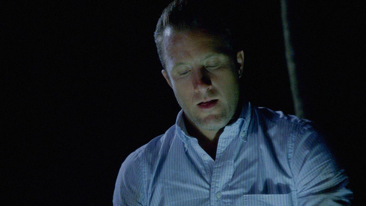 Muss um sein eigenes Leben fürchten: Danny (Scott Caan) ... - Bildquelle: 2014 CBS Broadcasting Inc. All Rights Reserved.