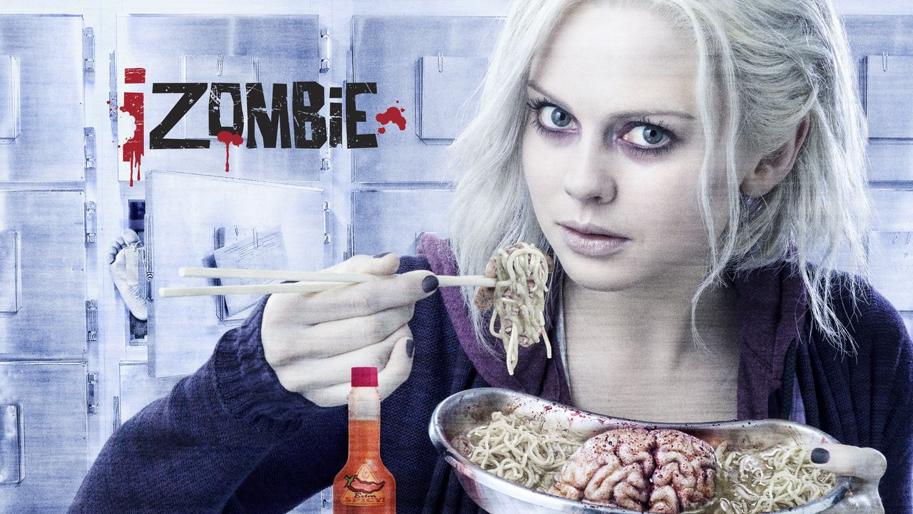 (1. Staffel) - iZombie - Artwork - Bildquelle: 2014 Warner Brothers