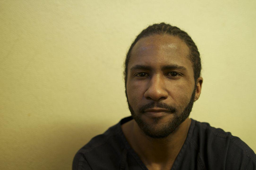 Häftling Richard Lane wartet auf seine Versetzung vom Untersuchungsgefängnis zur Langzeit-Haft ... - Bildquelle: James Peterson National Geographic Channels