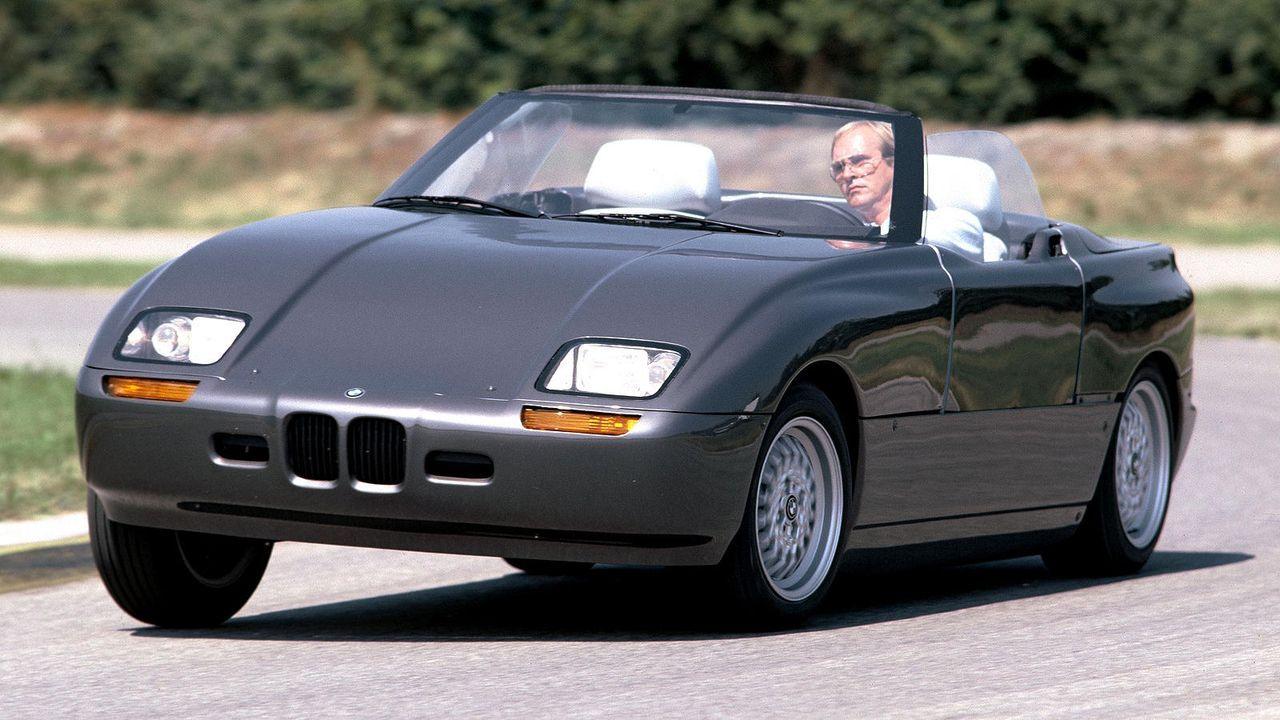 BMW Z1 - Bildquelle: BMW
