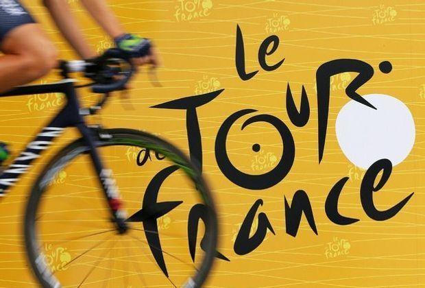 Düsseldorf ist Etappenort bei der 104. Tour de France