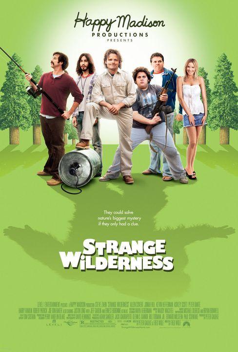 STRANGE WILDERNESS - Plakatmotiv - Bildquelle: Paramount Pictures