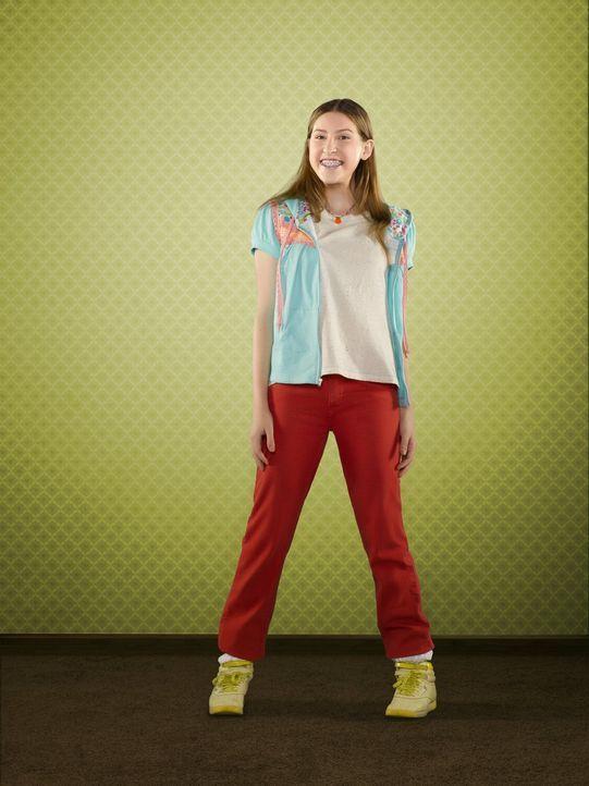 (5. Staffel) - Wird gerne mal von ihren Lehrern, ihren Freunden und ihrer Familie übersehen und vergessen, verliert aber nie ihr sonniges Gemüt: Sue... - Bildquelle: Warner Brothers