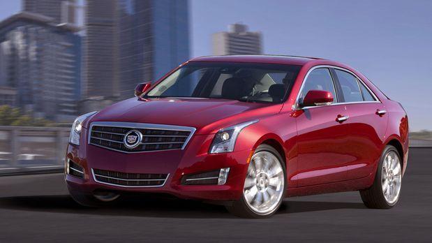 Cadilac ATS - Bildquelle: Cadillac
