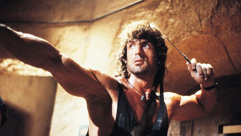 Rambo III - Bildquelle: 1988 STUDIOCANAL. All Rights Reserved.