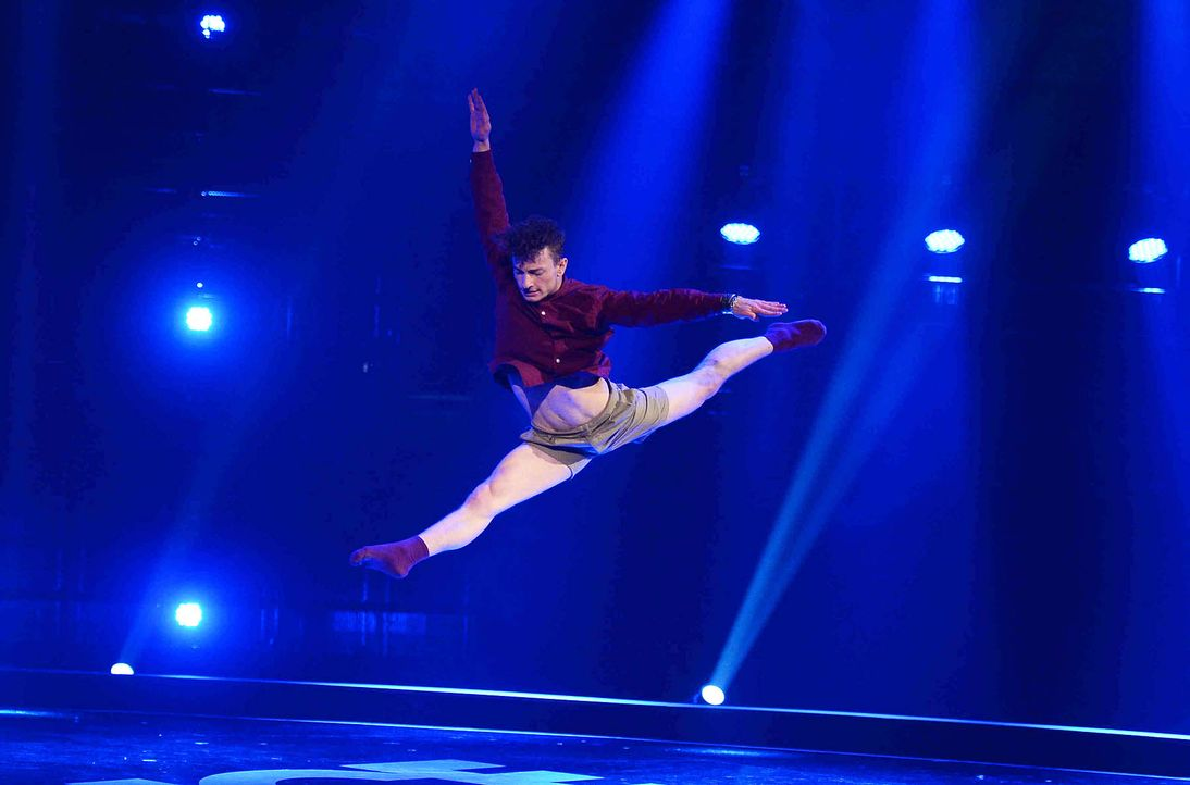 Got-To-Dance-Daniele-Sibilli-03-SAT1-ProSieben-Willi-Weber - Bildquelle: SAT.1/ProSieben/Willi Weber