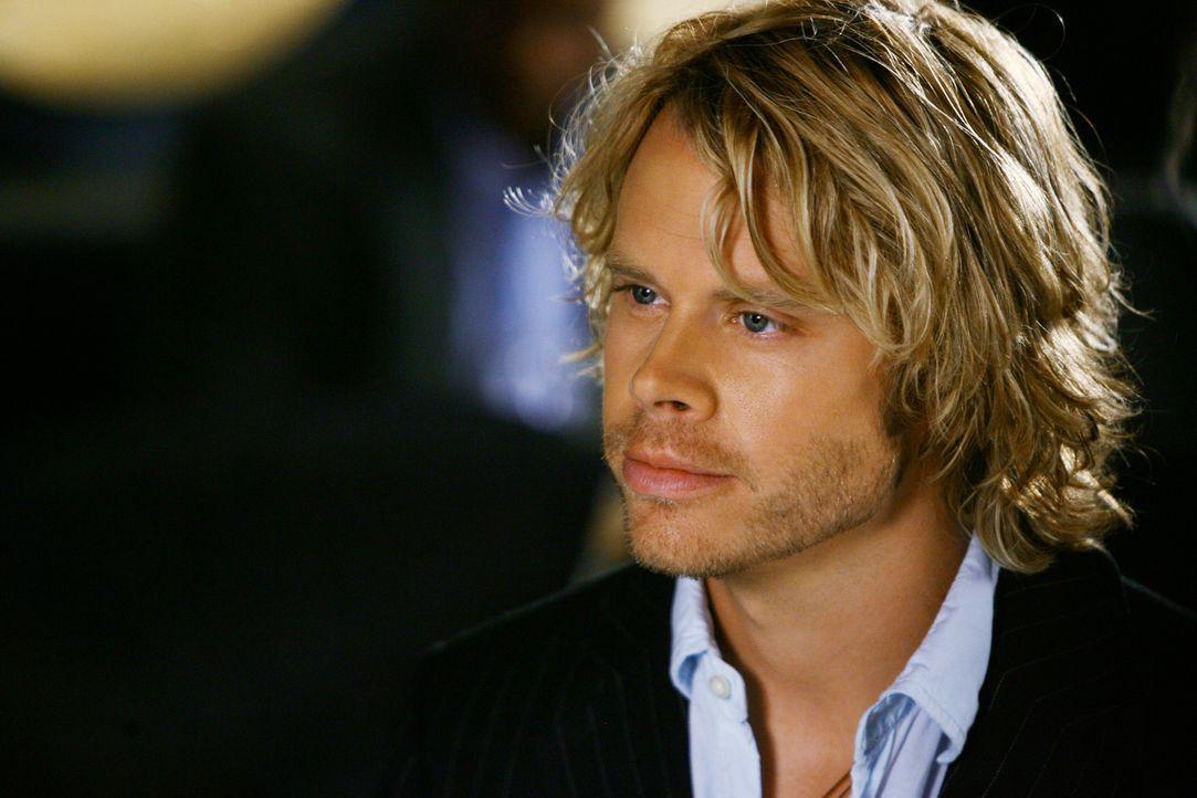 Kyle DeWitt (Eric Christian Olsen) hat großes Interesse, Sarah für seine Firma zu gewinnen. Ist das Angebot wirklich ernst gemeint? - Bildquelle: 2008 ABC INC.