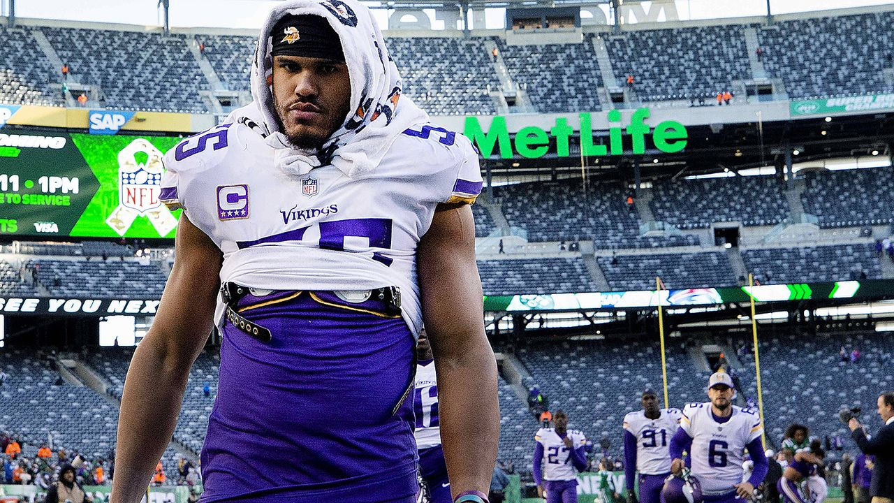 Anthony Barr (Minnesota Vikings) - Bildquelle: imago/ZUMA Press