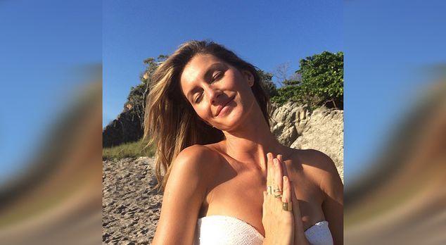 Gisele Bündchen - Bildquelle: instagram/gisele