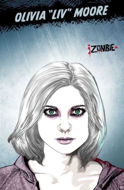(1. Staffel) - Liv (McIver Rose) war ein lebensfrohes, junges Mädchen, bevor sie in einen Zombie verwandelt wurde. Jetzt widmet sie ihr Dasein der V... - Bildquelle: 2014 Warner Brothers