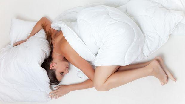 Guter Schlaf ist wichtig.