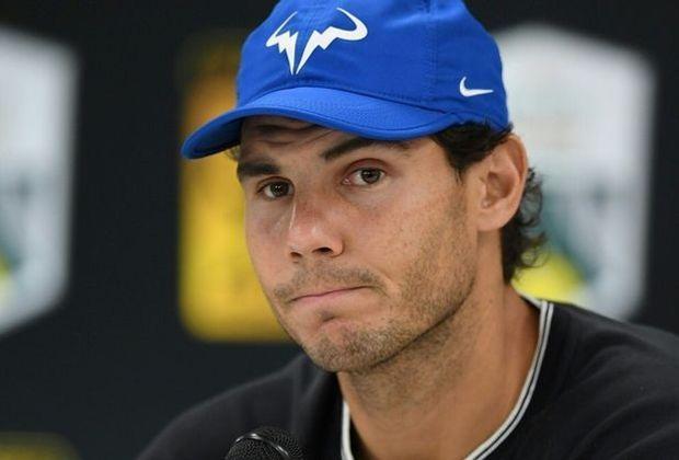 Rafael Nadal hofft darauf pünktlich fit zu werden
