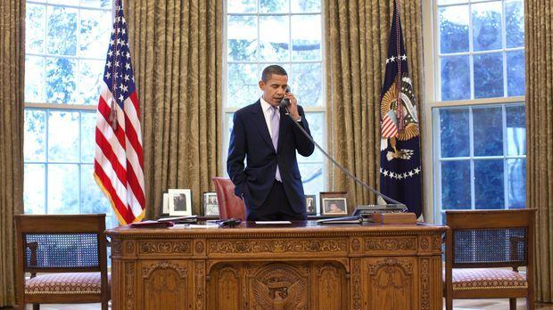 Das Weiße Haus – Mythen und Legenden_01 © This official White House photograp...