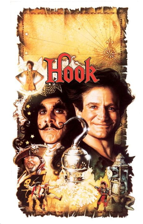 """Hook"" - Plakatmotiv - Bildquelle: Copyright   1991 TriStar Pictures, Inc. All Rights Reserved."