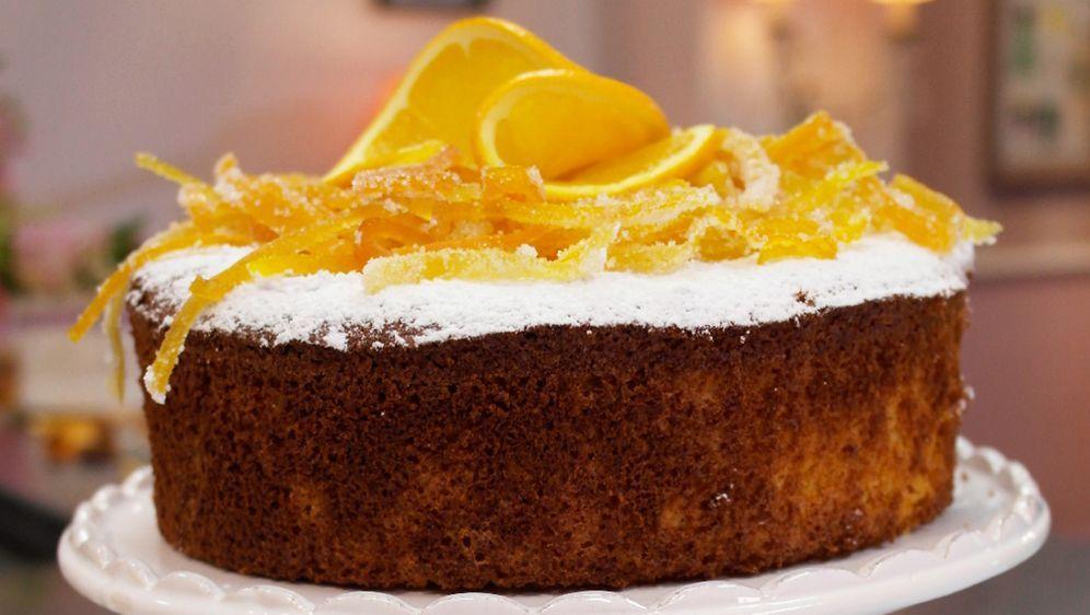 Kuchen Mit Orangen Und Zimt Das Rezept Aus Enie Backt