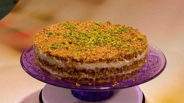 """Mein bester Kuchen – Ebrus """"Kadayifli Tatli"""""""