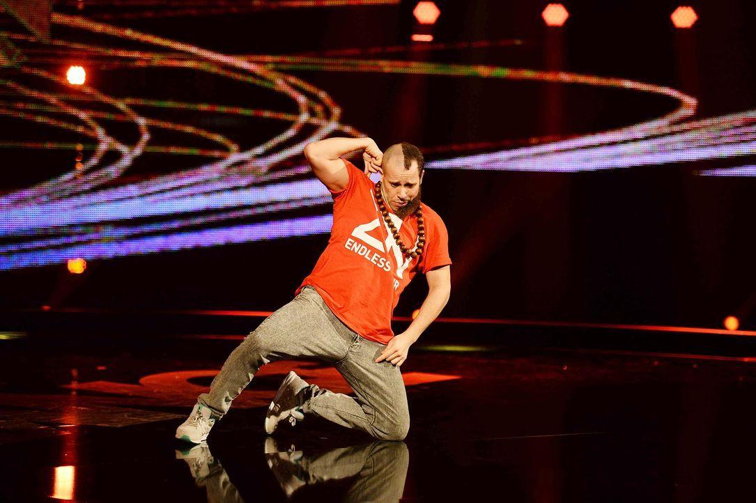 Got-To-Dance-Two-Face-04-SAT1-ProSieben-Willi-Weber - Bildquelle: SAT.1/ProSieben/Willi Weber