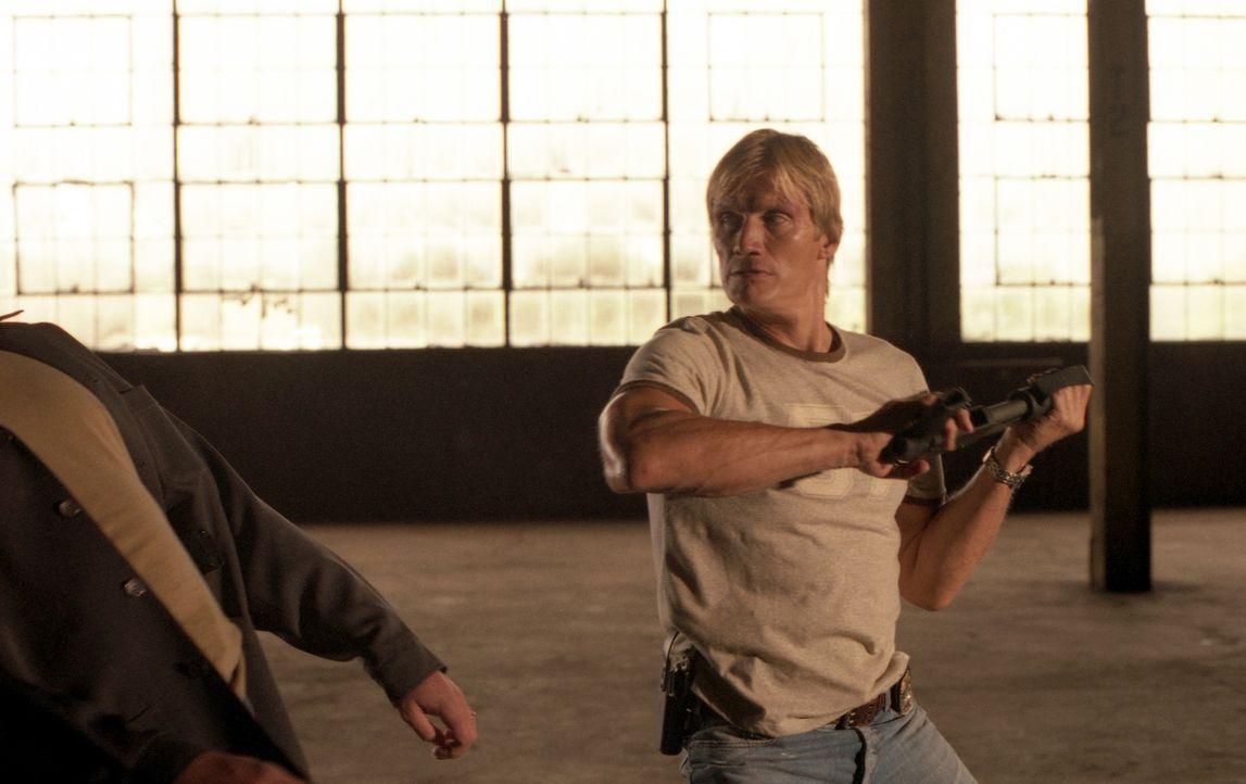Muss um sein Leben kämpfen Cop Frank Gannon (Dolph Lundgren) ... - Bildquelle: Nu-Image Films