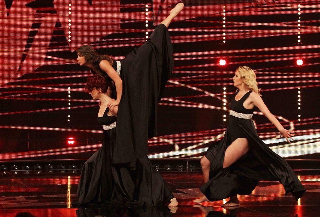 Got-To-Dance-BlackWine-07-SAT1-ProSieben-Guido-Engels - Bildquelle: SAT.1/ProSieben/Guido Engels