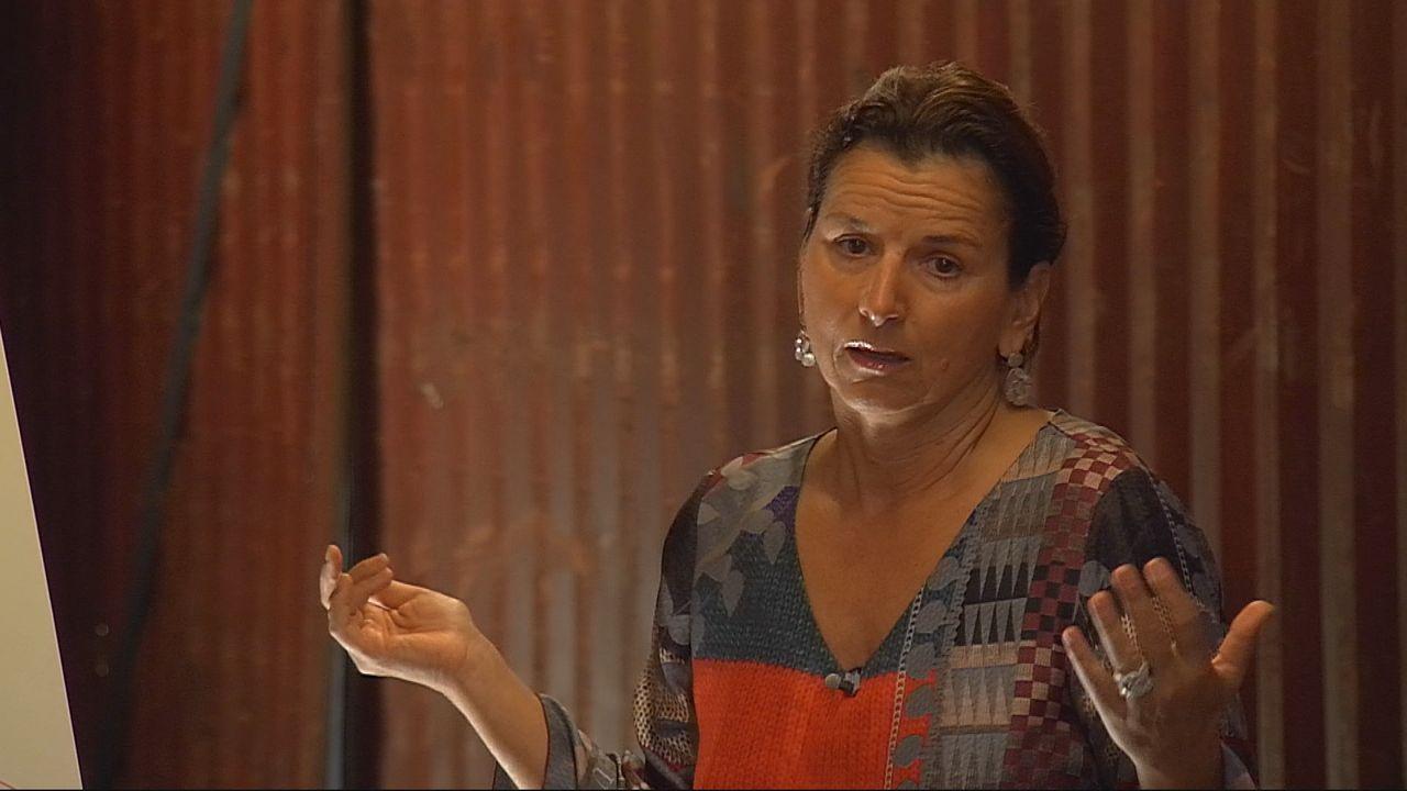 Claudia Lebenslinie - Bildquelle: SAT.1