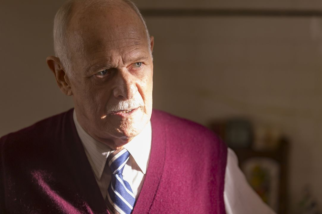 Dr. Nathan Katowsky (Gerald McRaney) muss sich mit dem Verlust seiner Frau befassen und fragt sich, wie er ohne sie weiter machen soll ... - Bildquelle: Ron Batzdorff 2016-2017 Twentieth Century Fox Film Corporation.  All rights reserved.   2017 NBCUniversal Media, LLC.  All rights reserved.