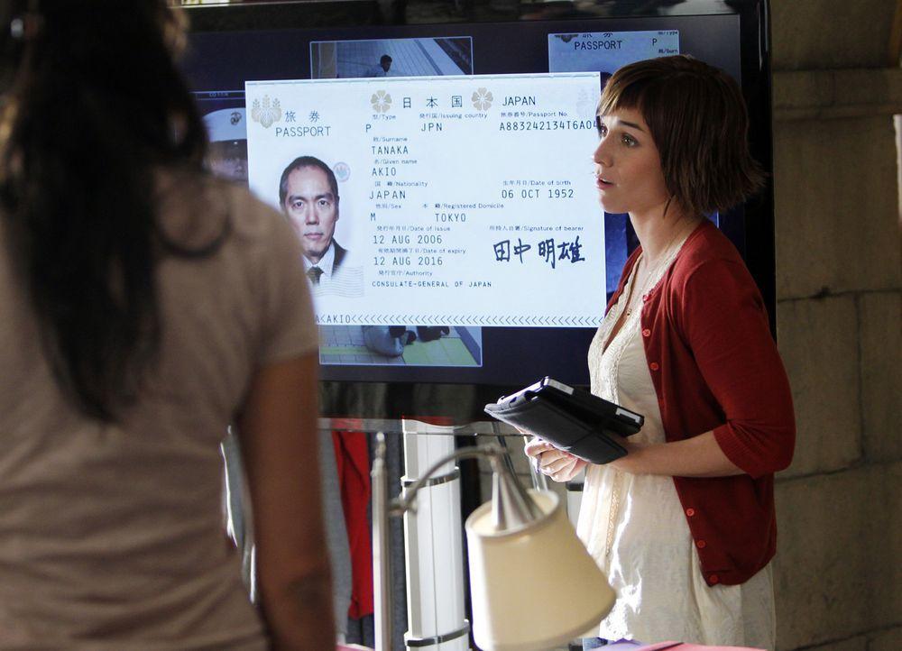 Steht dem Team bei der Aufklärung eines neuen Falles bei: Nell Jones (Renée Felice Smith) ... - Bildquelle: CBS Studios Inc. All Rights Reserved.