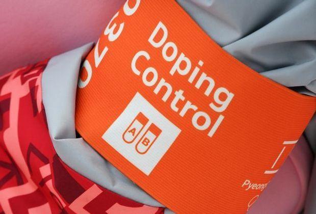 Doping-Behälter reichen noch bis Jahresende