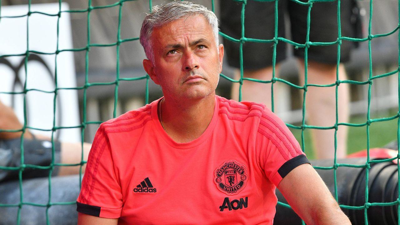 Manchester United: Das dritte Jahr von Mourinho - Bildquelle: imago/DeFodi