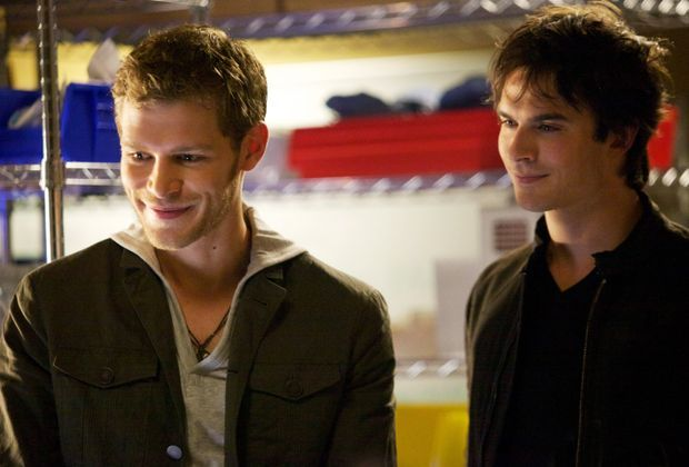 Ian Somerhalder ist Damon Salvatore bei Vampire Diaries Staffel 4