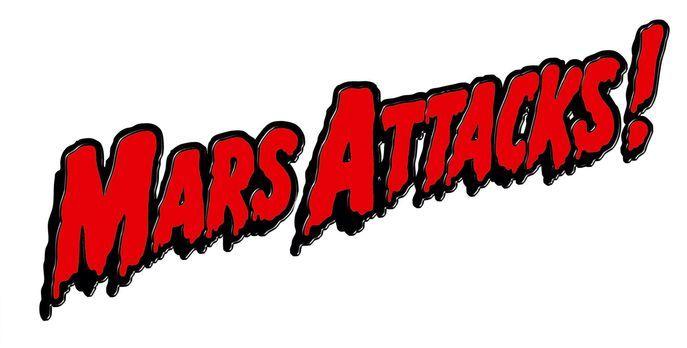 """Mars Attacks! - """"Mars Attacks!"""" - Logo - Bildquelle: Warner Bros. P..."""