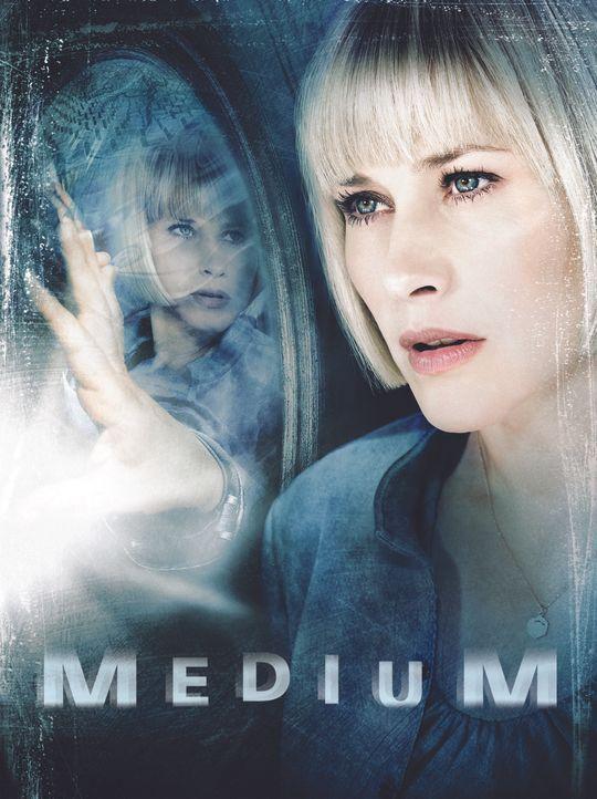 (4. Staffel) - Dinge, die nicht für das bloße Auge sichtbar sind, kann Allison Dubois (Patricia Arquette) dank ihrer außergewöhnlichen Fähigkeiten w... - Bildquelle: Paramount Network Television