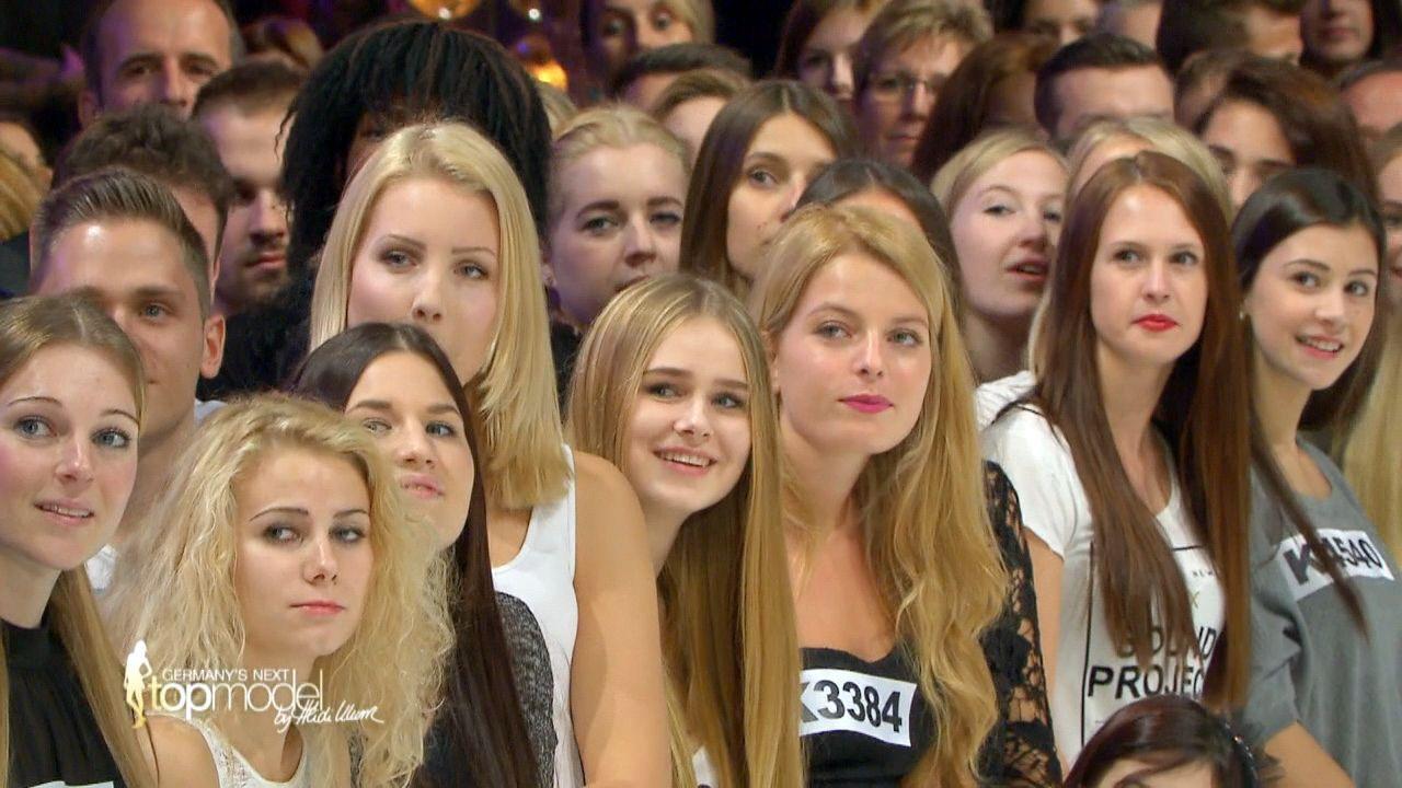GNTM-10-Sendung01_048 - Bildquelle: ProSieben