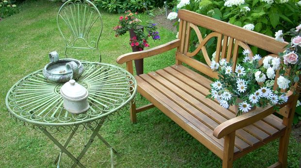 Kleine Gärten gestalten: Tipps und Tricks - SAT.1 Ratgeber