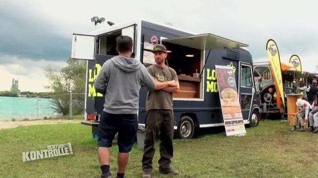 Achtung Kontrolle - Achtung Kontrolle! - Essen Auf Rädern - Food-trucker Auf Dem Utopia Festival