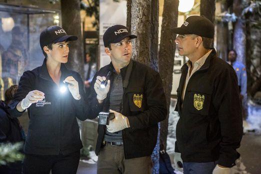 Ein neuer Fall wartet auf Pride (Scott Bakula, r.), Brody (Zoe McLellan, l.)...
