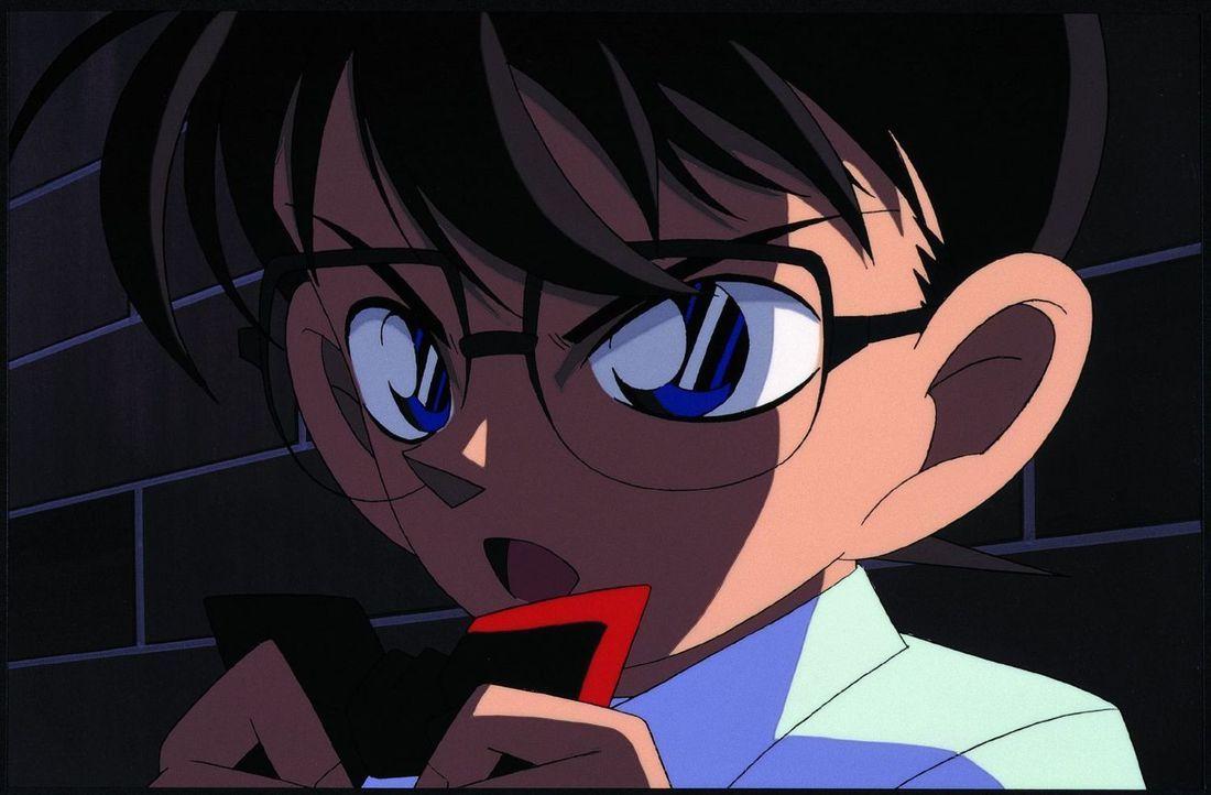 Was haben die rätselhafte Mordanschläge in Conans (Bild) Bekanntenkreis mit einem handelsüblichen Kartenspiel zu tun? Conan gibt alles, um das Rätsel noch rechtzeitig zu lösen, bevor schlimmeres passiert ...
