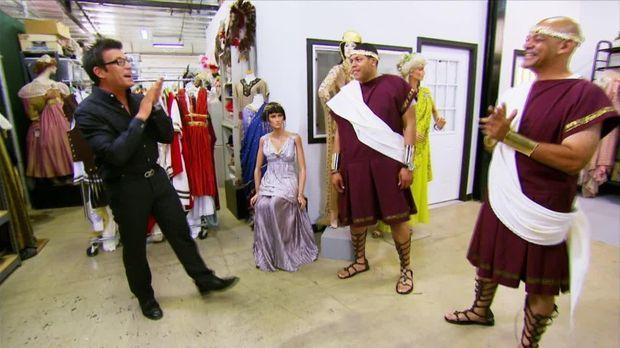 Staffel 5 Episode 6: Die Antike-Hochzeit